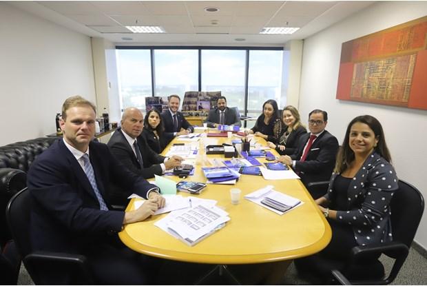 Conselho Consultivo da ENA se reúne em Brasília e planeja eventos para 2018