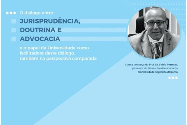 OAB e ESA Nacional realizam palestra com professor da Universidade de Roma
