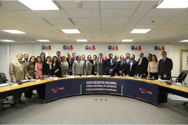 OAB sedia XXIII Encontro Nacional da ENA e das ESAs